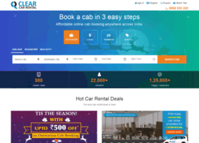 cabbox.clearcarrental.com
