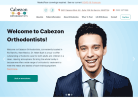 cabezonorthodontists.com