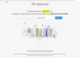 cabezuela-del-valle.infoisinfo.es