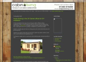 cabin-living.blogspot.com
