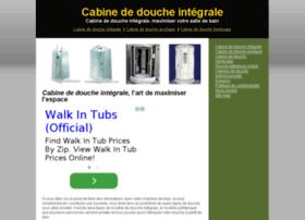 cabinededoucheintegrale.com