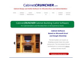 cabinetcruncher.com