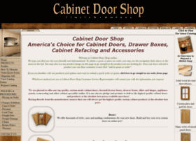 cabinetdoorshop.com