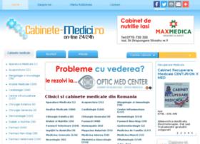 cabinete-medici.ro
