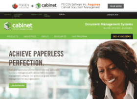 cabinetpaperless.com