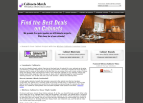 cabinets-match.com