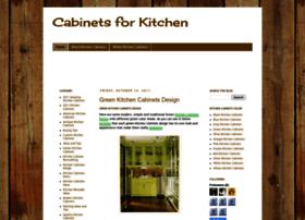 cabinetsforkitchen.blogspot.com
