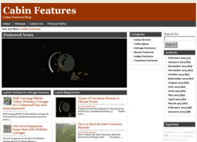 cabinfeatures.com