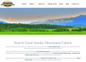 cabinrentalpigeonforgetn.com