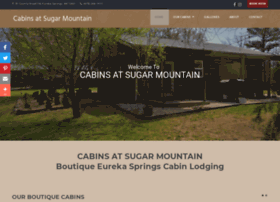 cabinsatsugarmountain.com
