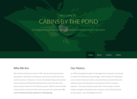 cabinsbythepond.weebly.com