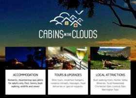 cabinsintheclouds.com.au