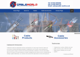 cable-world.co.uk