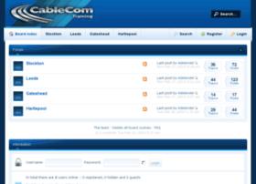 cablecomtraining.org.uk