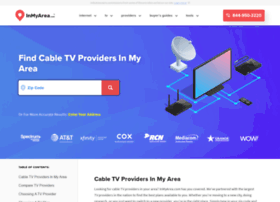 cableproviders.inmyarea.com
