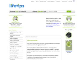cabletv.lifetips.com