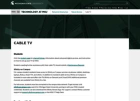 cabletv.msu.edu