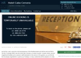 cabocerveratorrevieja.hotel-rez.com