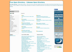 cabooseopendirectory.com
