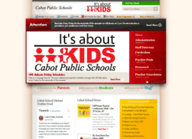 cabotschools.org