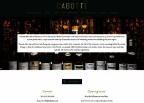 cabotte.co.uk