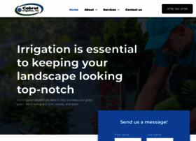 cabralirrigation.com