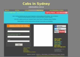 cabsinsydney.com.au