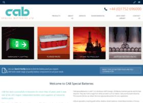 cabspecialbatteries.co.uk