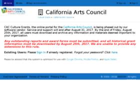 cac.culturegrants.org