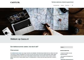 caccu.nl