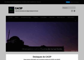 cacep.com.br