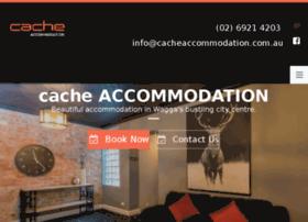 cacheaccommodation.com.au