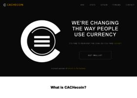 cachecoin.org