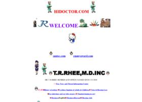 cachet.hidoctor.com