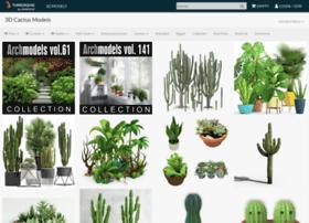 cactus.turbosquid.com