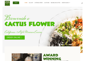 cactusflowercafe.net