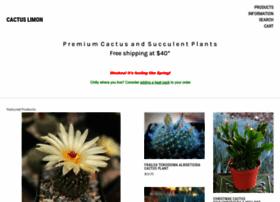 cactuslimon.net