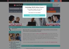 cactustefl.com