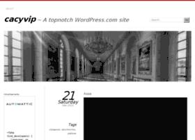 cacyvip.wordpress.com