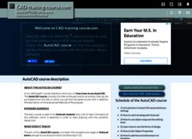 cad-training-course.com