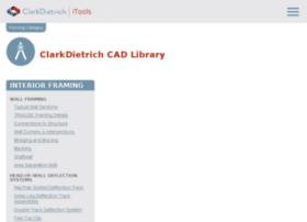 cad.clarkdietrich.com
