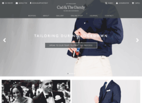 cadandthedandy.co.uk