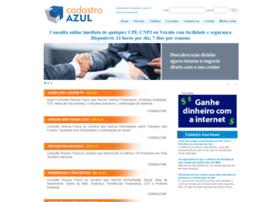 cadastroazul.com