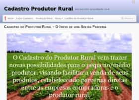 cadastroprodutor.com.br