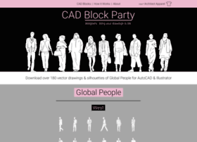 Cadblockparty.com