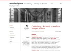 caddebutiq.wordpress.com