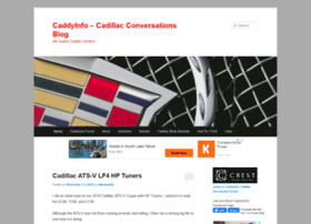 caddyinfo.com