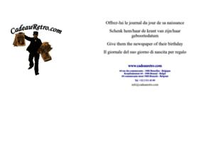 cadeauretro.com