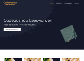 cadeaushop-leeuwarden.nl