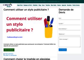 cadeauxdupro.com